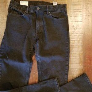 Banana Republic Men's Black Jeans